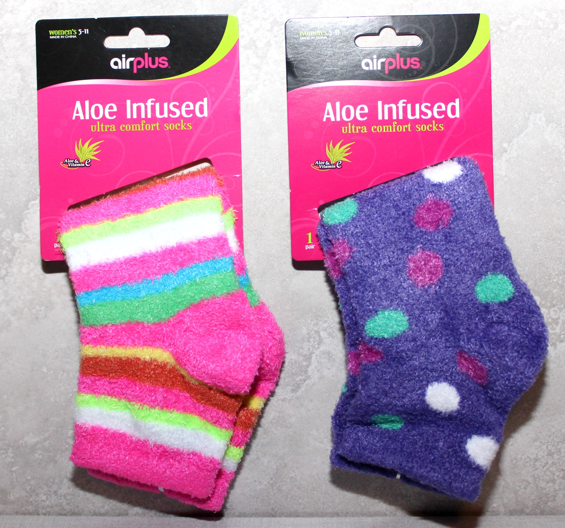 air plus spa socks
