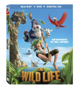 Go On An Adventure With The Wild Life Movie!