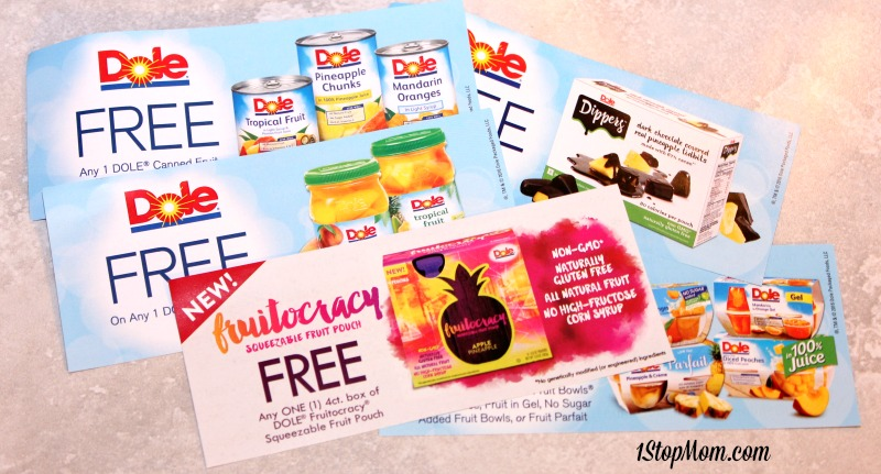 dole coupon giveaway