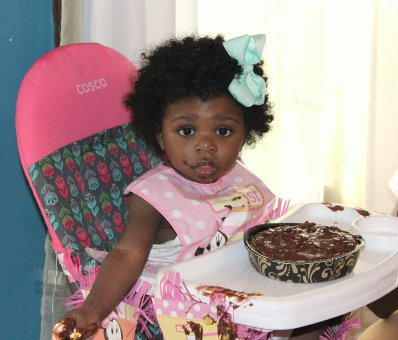leilani first birthday