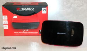 Homido GRAB Makes Virtual Reality Easy For Kids