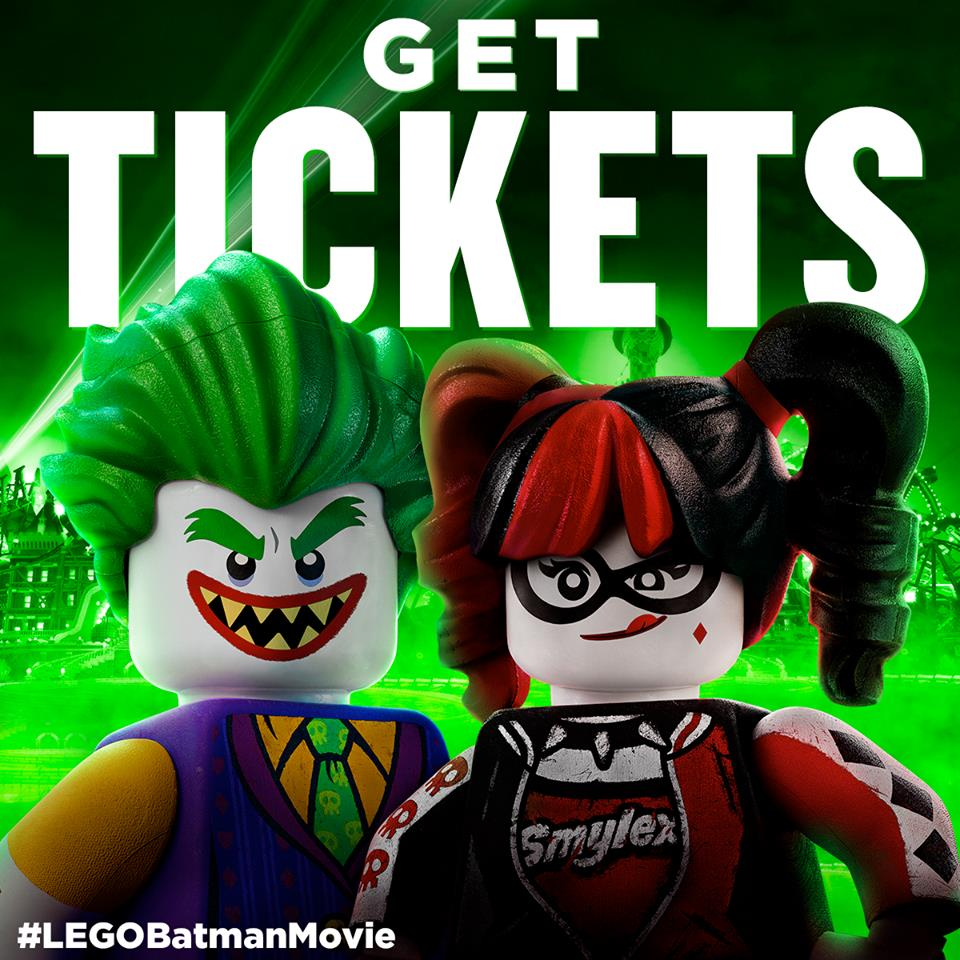 LegoBatman-Tickets
