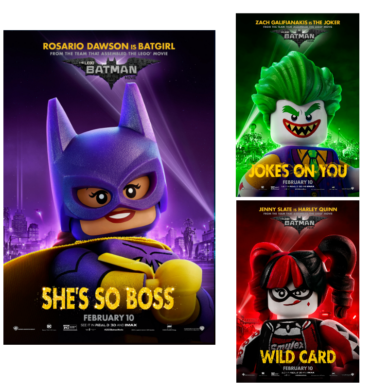 1StopMom - The LEGO Batman Movie Prize Pack Giveaway | 1StopMom