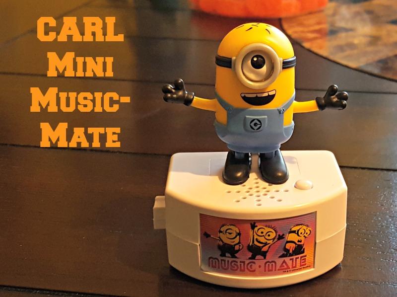 carl mini music mate