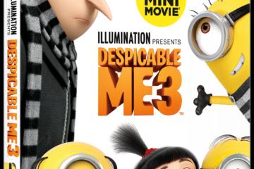 Despicable Me 3 Special Edition