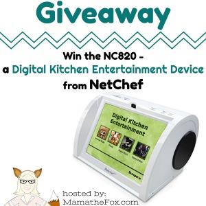 Netchef Giveaway 300