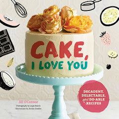Cake I Love You Cookbook Review + Luscious Lemon Loaf Recipe