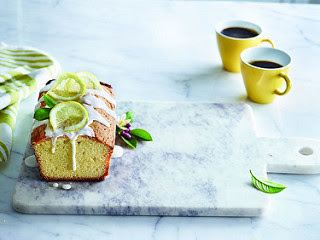 Luscious Lemon Loaf recipe