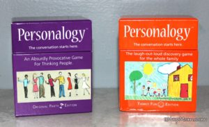 Get The Conversation Started With Personalogy Games