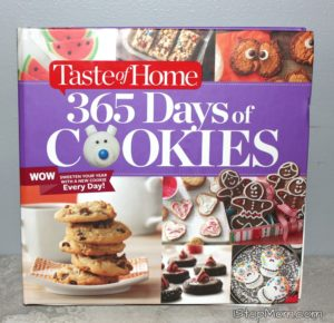 Spread Happiness With Taste Of Home 365 Days of Cookies Cookbook