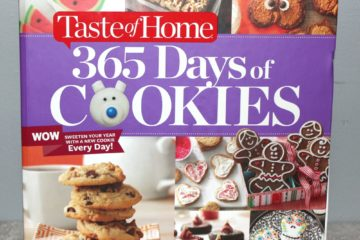 aste of Home 365 days of cookies giveaway