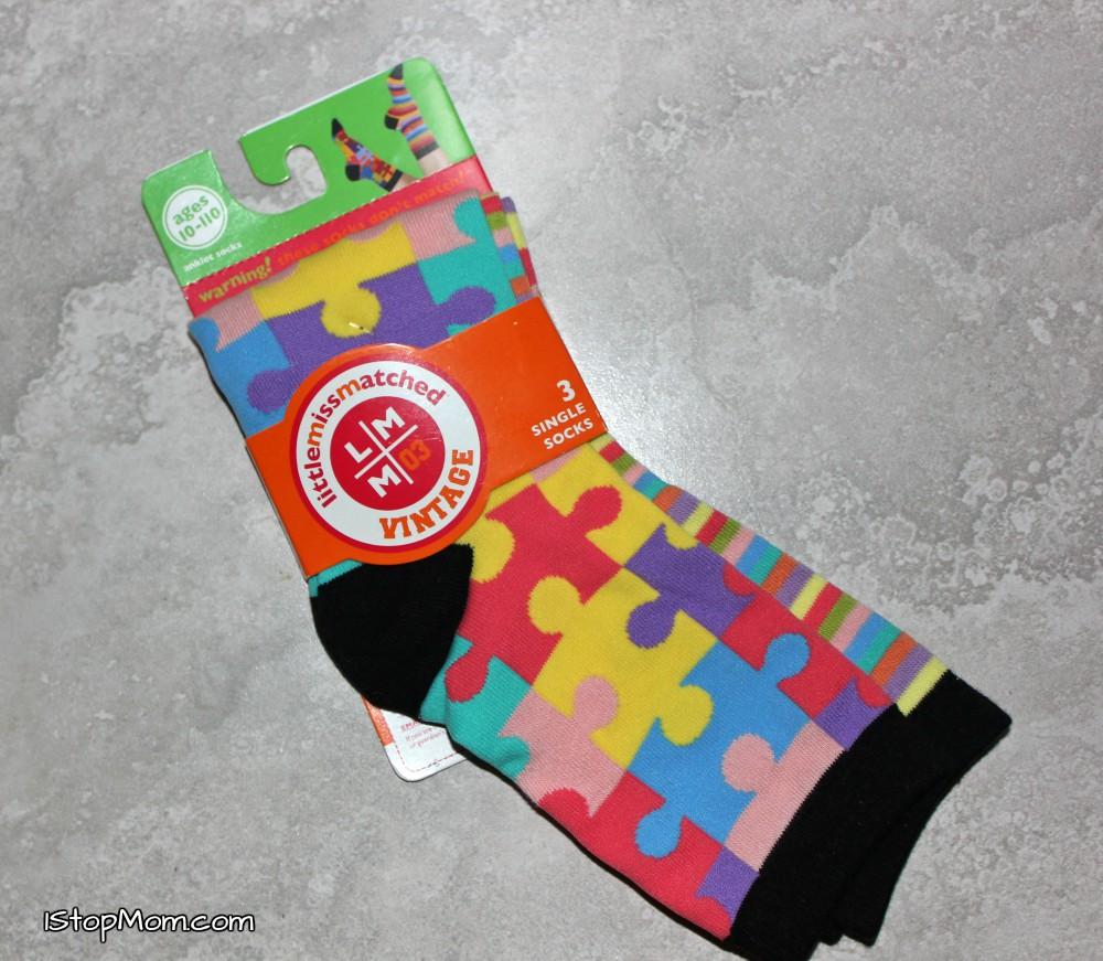 littlemissmatched vintage socks