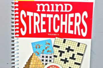 mind stretchers book giveaway