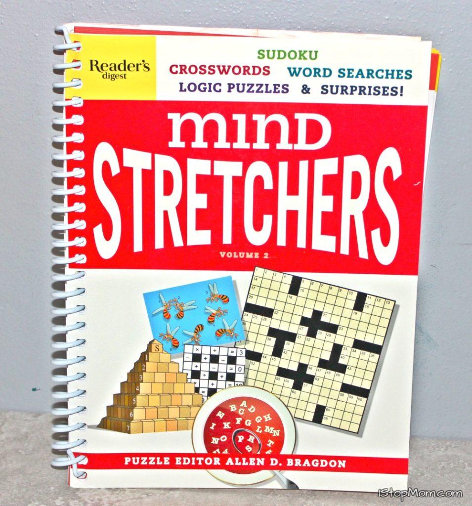 mind stretchers book giveaway