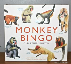 Monkey Bingo Review and Giveaway