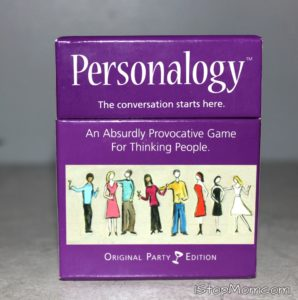 personalogy original party edition review
