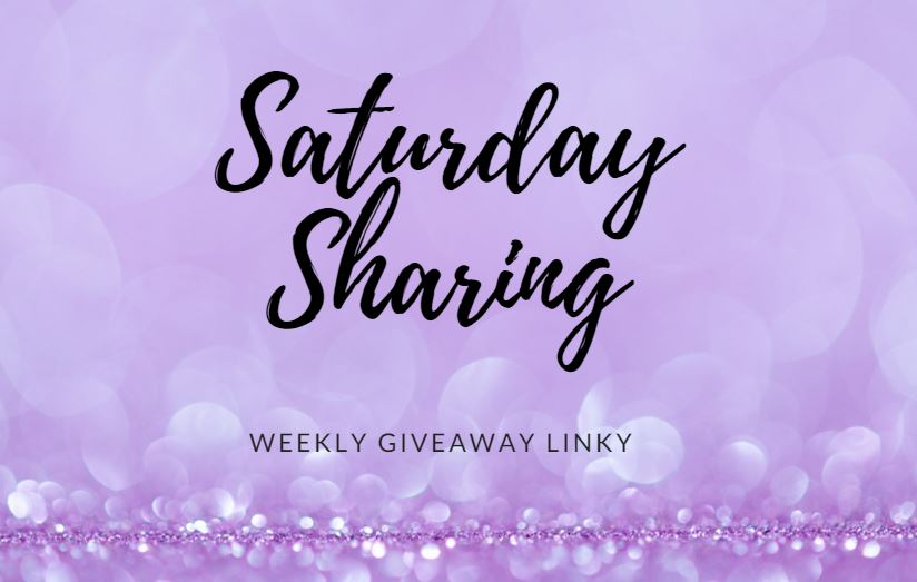 saturday giveaway linky