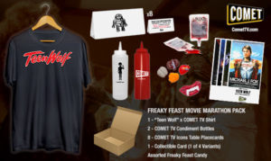 Teen Wolf & Freaky Feast Pack