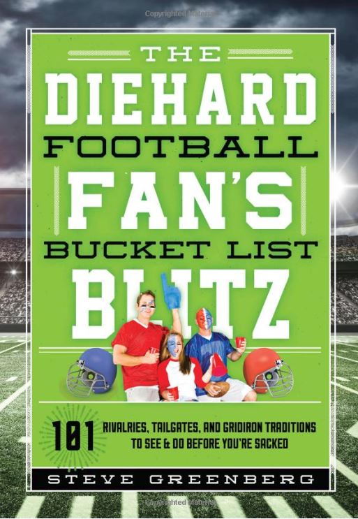 diehard football fans bucket list blitz