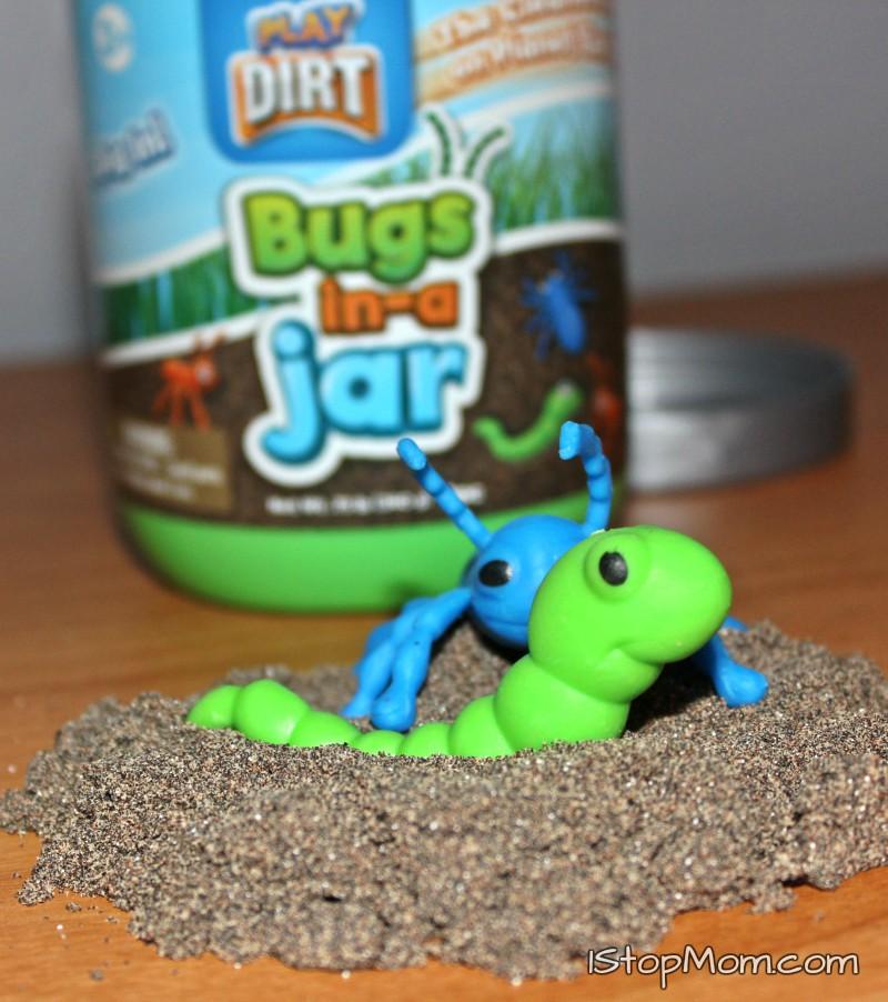 play dirt bugs in a jar 2