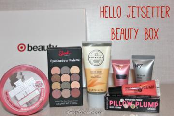 2018 december target beauty box