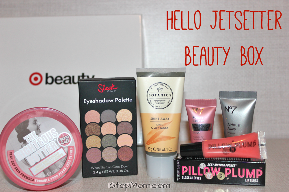 2018 december target beauty box