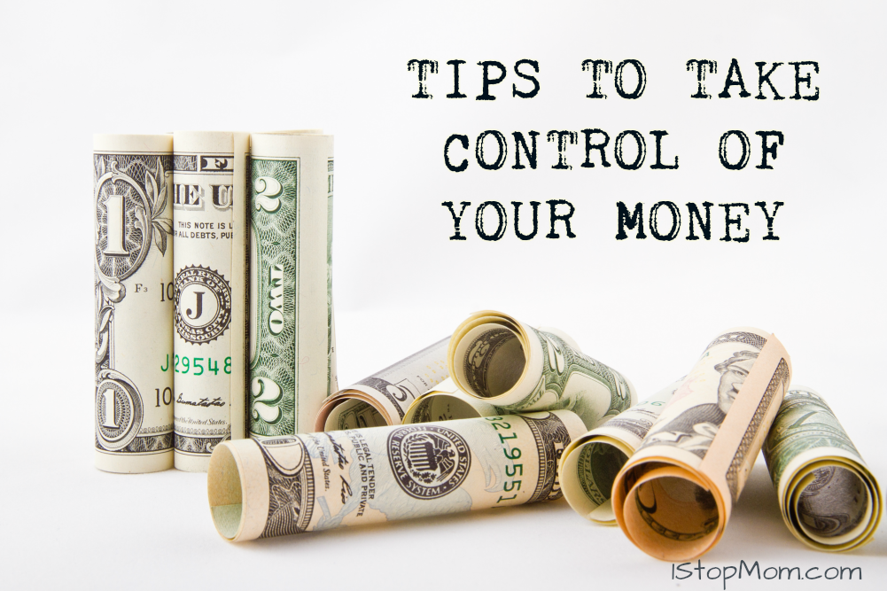 tips to take control of your money