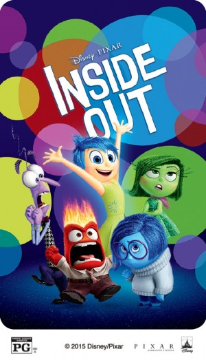 1StopMom - Inside Out Digital Movie Code Giveaway | 1StopMom